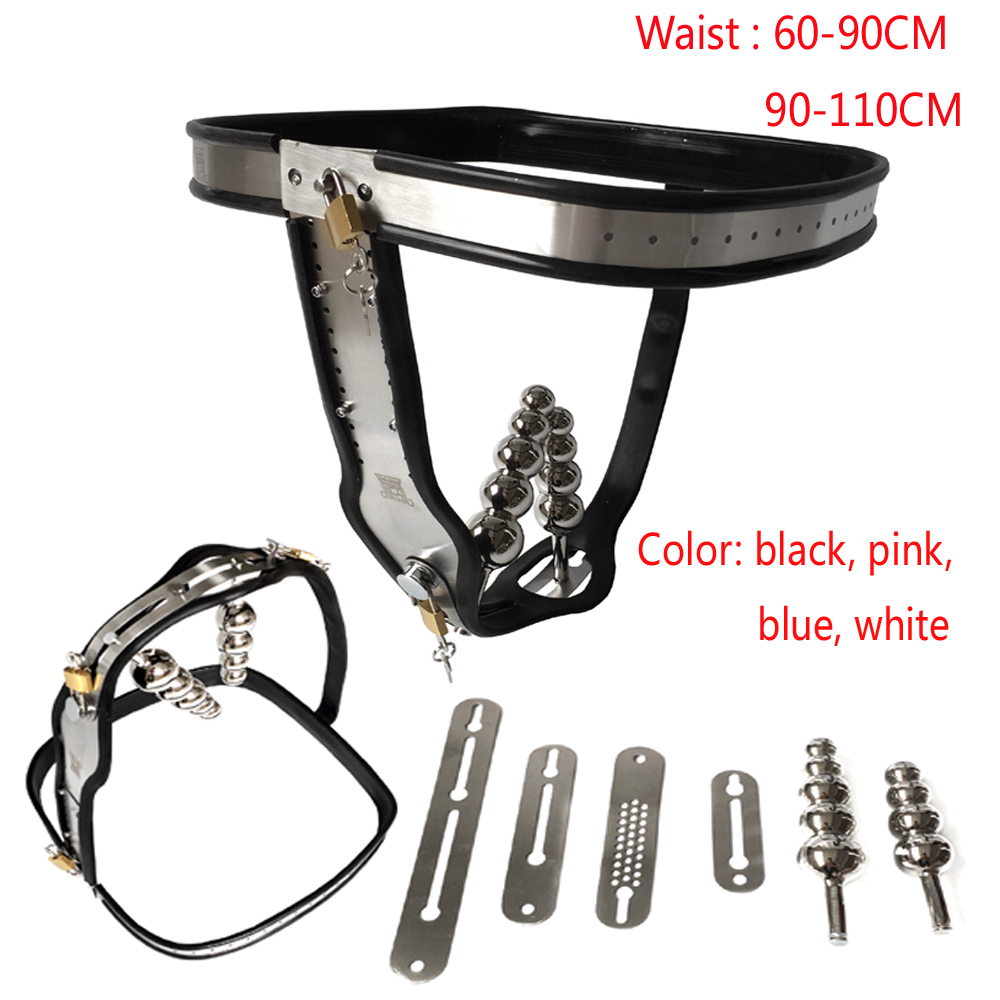 Black emperor SM stainless steel female chastity lock, anti derailment, couples adult toys, safe, vaginal plug, anal plug сумка emperor mk20380 2014