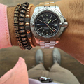 Bracelet Men 4mm Titanium Steel Ball & 8mm Micro Pave CZ Beads Braiding Macrame Bracelet pulseras bracelet homme charm bracelets