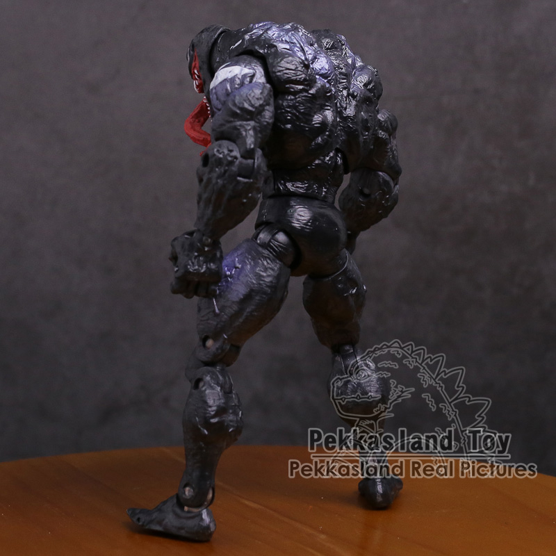 Image 4 - Genuine Original Venom PVC Action Figure Collectible Model Toy 7inch 18cm-in Action & Toy Figures from Toys & Hobbies