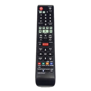 Image 1 - חדש החלפת AH59 02402A עבור Samsung קולנוע ביתי BD טלוויזיה שלט רחוק HTE4500ZA HTE5500WZA Fernbedienung