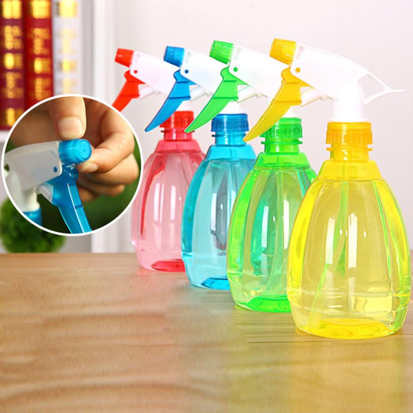 New Qualified Empty Spray Bottle Plastic Watering The Flowers Water Spray For Salon Plants Water Spray Bottle Dropship D45SE12A
