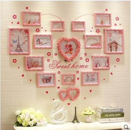 рамки для фотографий большие на стену