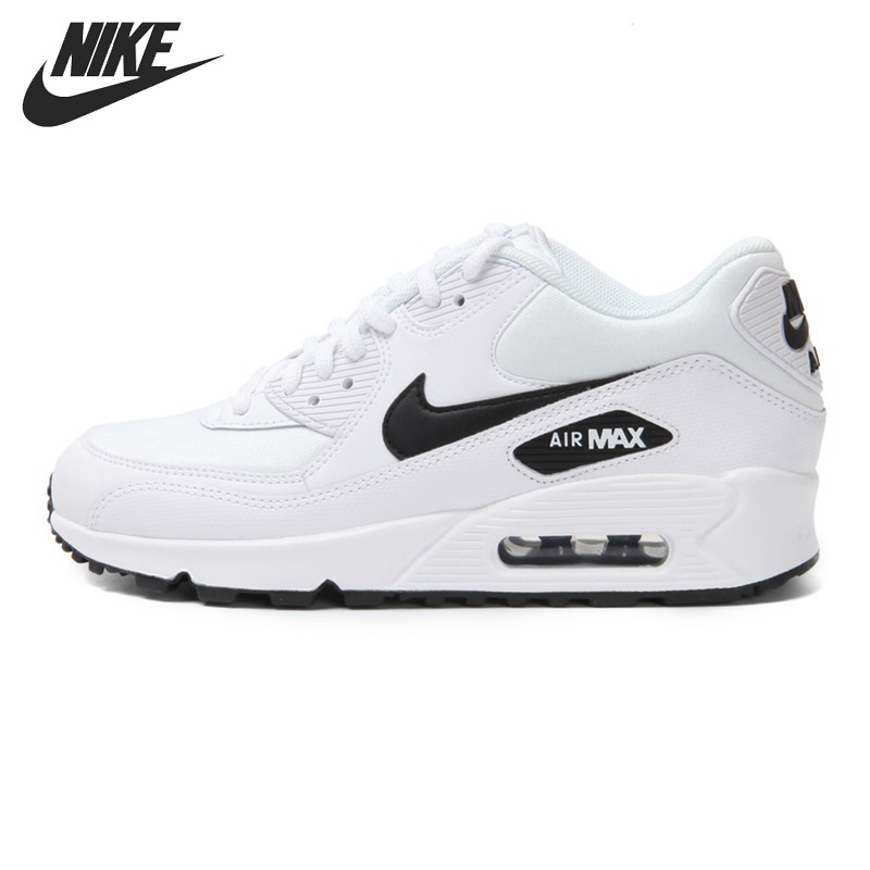 Original New Arrival 2018 NIKE WMNS AIR MAX 90 Women's Running Shoes Sneakers nike original 2017 summer new arrival air max 90 women s running shoes sneakers