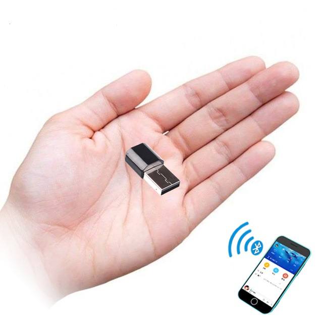 Portable Mini Bluetooth Receiver Adapter Stereo Music Wireless Speakers Audio Receptor USB 3.5mm RCA AUX for Amplifier стоимость