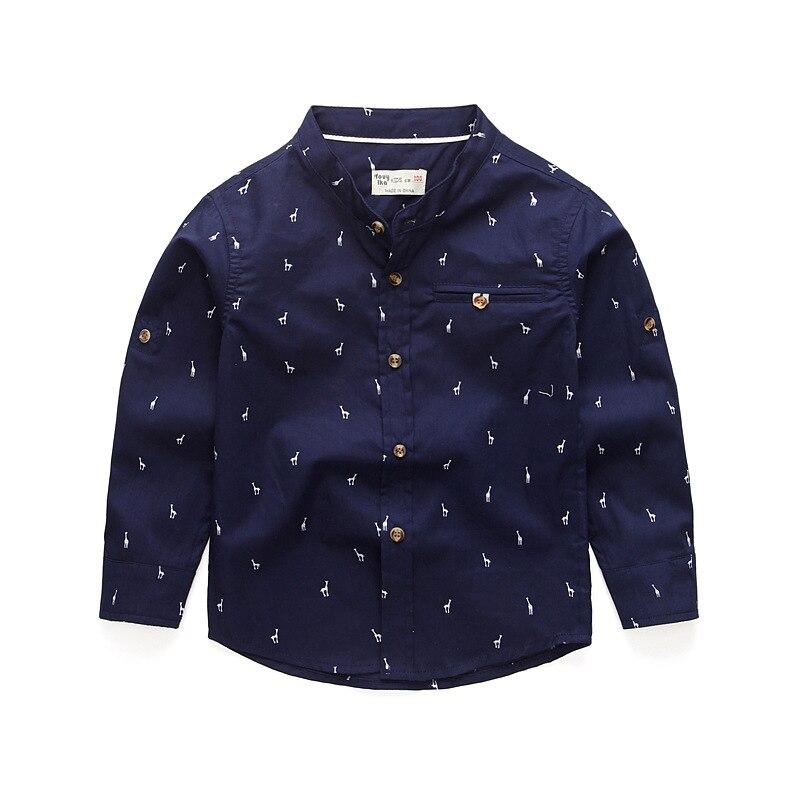 6158fb2d3 JXYSY bebé niños camisas 2019 primavera otoño nueva Blusa de manga larga  niños ropa camisas blancas para niños pequeños camisetas niños tops
