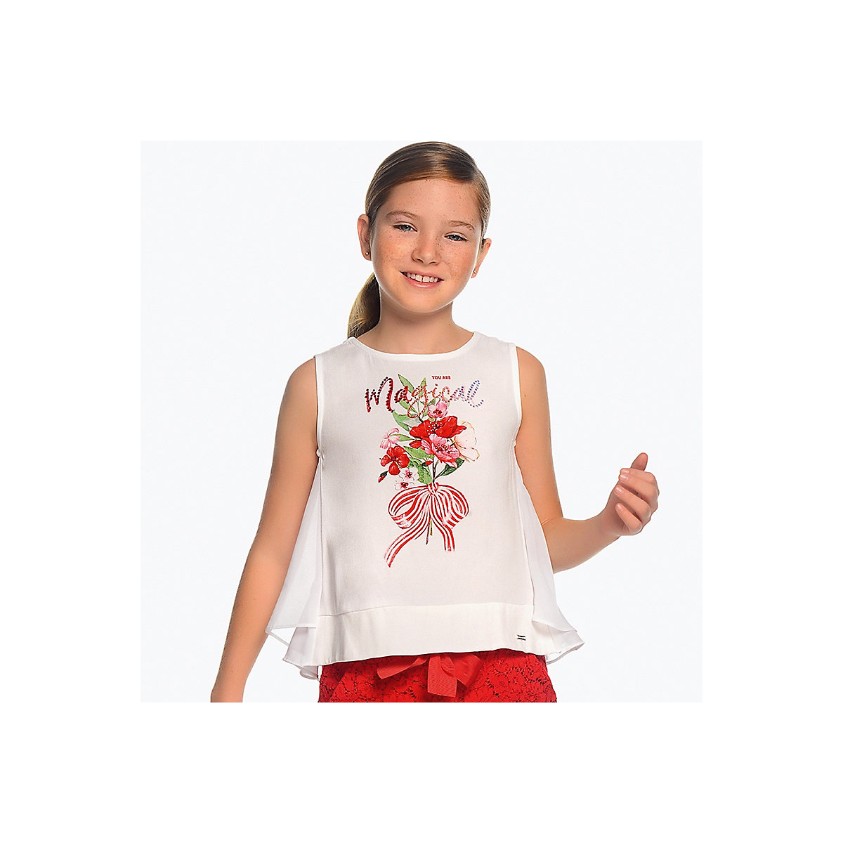 MAYORAL Blouses & Shirts 10689145 children clothing blouse for girls blouses