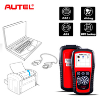 Original Autel AL619 Autolink Diagnostic Tool Engine,ABS,SRS Auto OBD2 Scanner Car Code Reader AL619 Automotive Diagnostic Tool