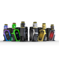 Original IJOY CAPO Squonker Kit With IJOY CAPO SQUONK BOX MOD COMBO RDA Triangle Tank 20700