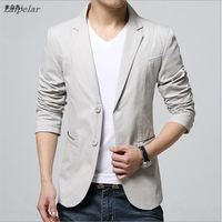 2018 fashion new men's casual boutique business dress suit / Men's two button suit blazers jacket Laipelar