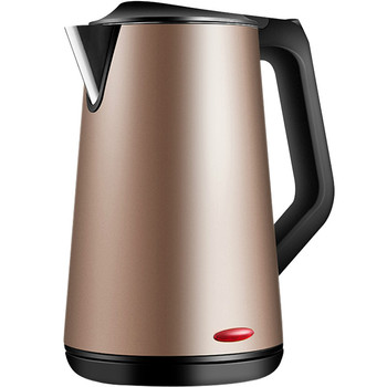NEW Electric kettle boiling tea pot household automatic power cut insulation integrated 304 stainless steel 1.5L