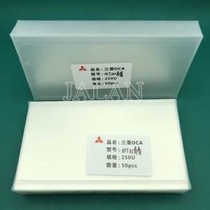 Image 3 - 250um OCA Adhesive For Huawei Mate 7 8 9 10 20/20 Lite Touch Screen Glass Laminating Lcd Repair For Mitsubishi Oca Glue