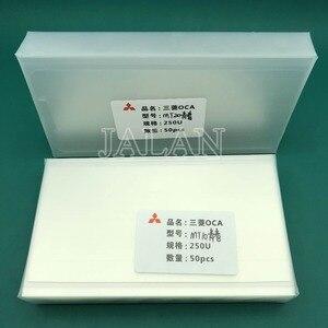 Image 3 - 250um OCA Klebstoff Für Huawei Taube 7 8 9 10 20/20 Lite Touch Screen Glas Laminieren Lcd Reparatur Für Mitsubishi oca Kleber
