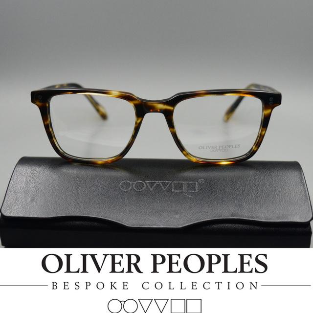 El envío libre de la vendimia anteojos No BurdenOliver Pueblos NDG-1-P marca de gafas de los hombres y de las mujeres muchos colores caso es totalmente gratuito