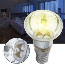 Lâmpada de edison 30w e14, suporte para luz, r39, refletor, ponto, luz de lava, filamento incandescente, vintage, suprimentos para casa