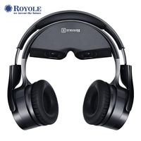 Original Royole X All in One 3300PPI 1GB/16GB 3D VR Headset Immersive Virtual Reality Glasses 3D Virtual Mobile Theater VR Glass