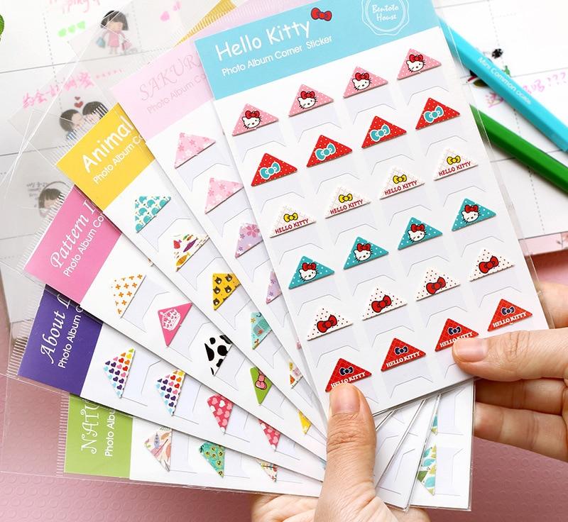 e6202517f 1 ورقة جديد الأزياء متعة Diy قصاصات ورقية ألبومات الصور إطار الصورة الديكور  صور ركن ملصقات H0224