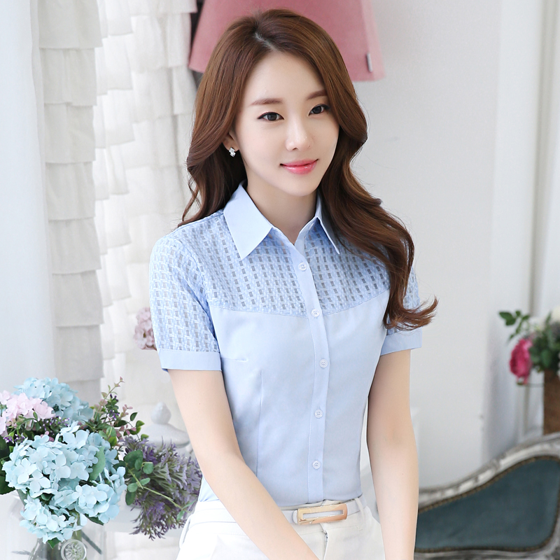 Compare Prices on Womens Normal Blouses Short Sleeves- Online ...