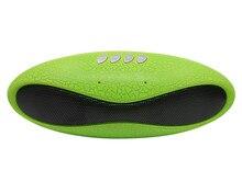 Rugby Högtalare Multifunktionell Portabel Spelare Trådlös Bluetooth Högtalare Vattentät Subwoofer Med Microfon Support TF Card