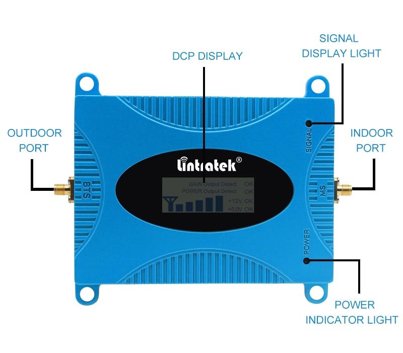 display s4 Lintratek ACG 8