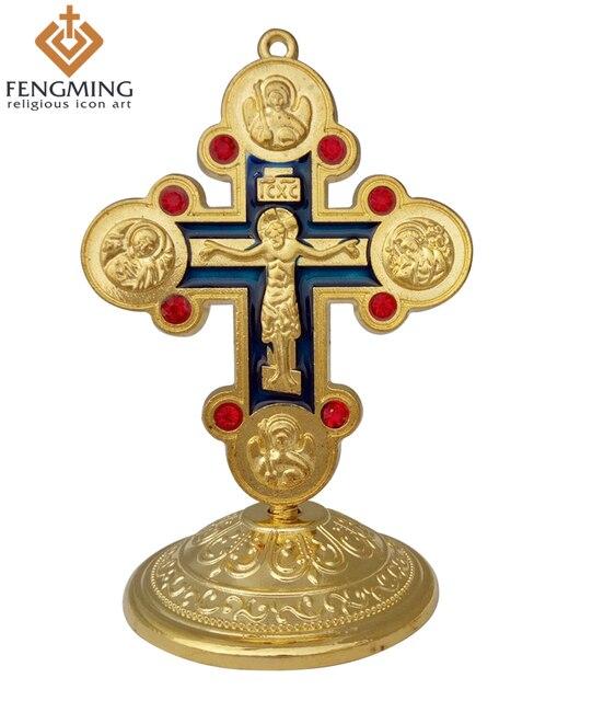 2017 Catholic Crosses And Crucifix Classic Jesus Metal Crafts