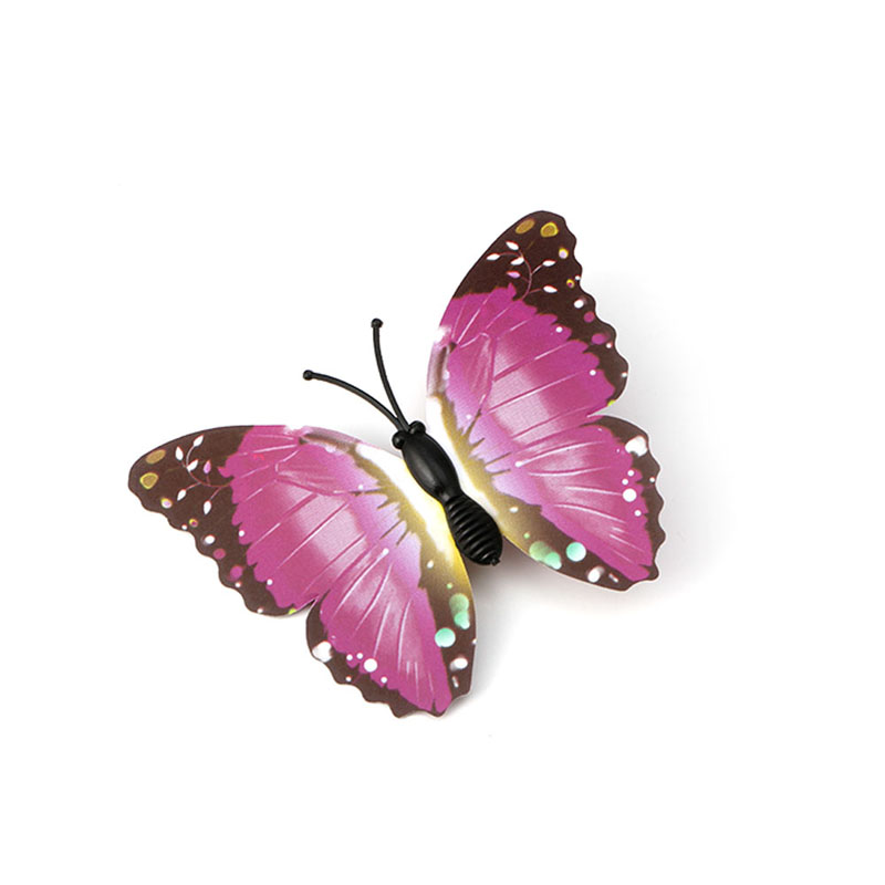 Горячий% 21 5 шт. Ребенок девочка пластик бабочка цветок металл волосы заколка волосы коготь зажим волосы булавки