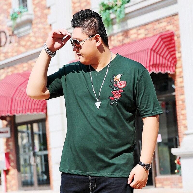 Taille Marque Loose Fit Chemises La 9xl 2018 Courtes Plus Tops Casual 8xl Manches Mode Vêtements Vintage Coton Nouveau T Été Hommes 10xl 4waOzInz