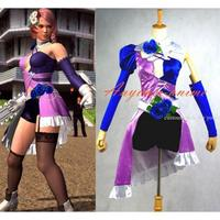 Tekken 6 Alisa Princess Dress Cosplay Costume Tailor made[G653]