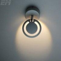 4 sztuk Na Każdą Część Łazienka Lustro Oświetlenie 110*90*70mm Aluminium Regulowany Głowy 3 W Sypialni Ściana światła Do Czytania Cena Hurtowa
