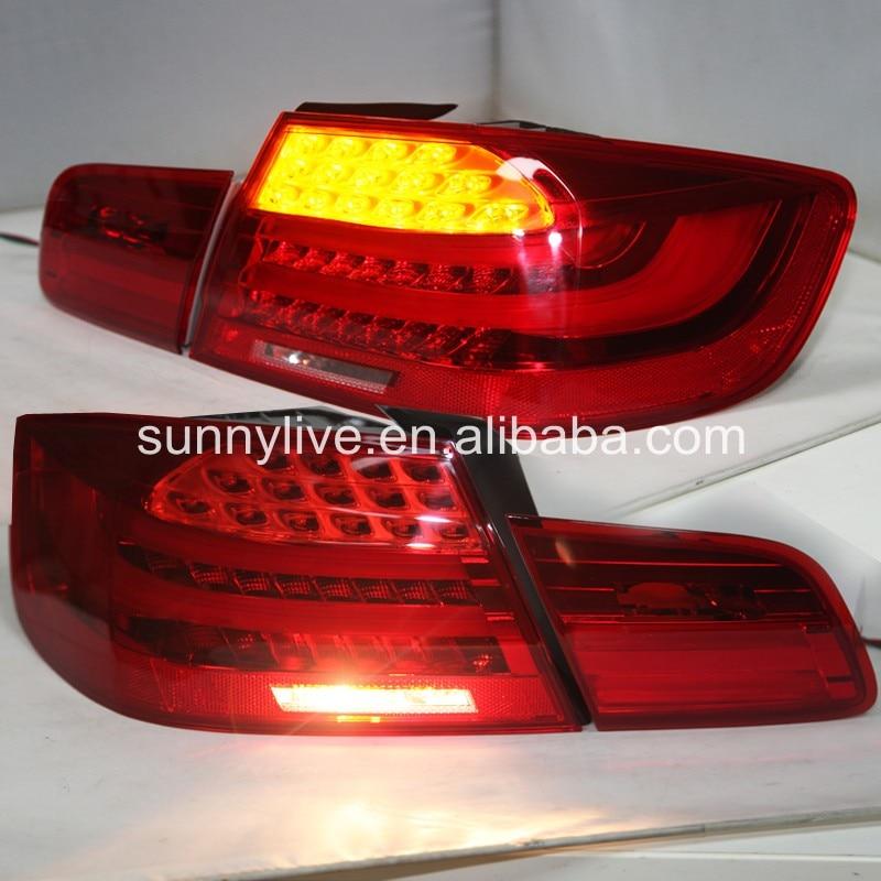LED Rearlight for BMW M3 E92 328i coupe 335i 330i E92 E93 Red JY