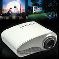 Portable mini HD Home Cinema Theater Multimedia LED LCD Projector HD 1000:1 Support HD 1080P USB PC AV TV VGA HDMI