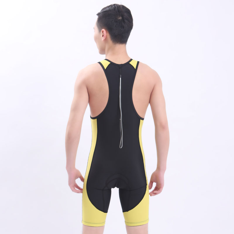 New One Piece Swimsuit Swimwear Women Three Quarter Short Sexy Swim Sport Professional Bathing Suits