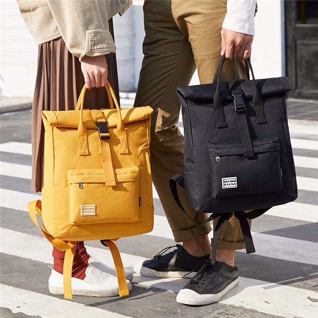 Unisex Casual Canvas Bag pack