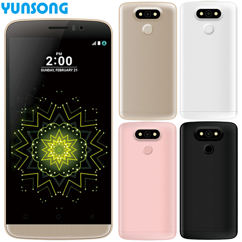 YUNSONG Air 5 5 inch smartphone 13MP camera 1GB RAM 8GB ROM MTK6580 Quad Core Dual