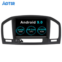 Aotsr Android 9.0 Car DVD radio Player for Opel Vauxhall Holden Insignia 2008 2013 car stereo GPS NAVI navigation multimedia