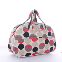 TEXU New Waterproof Luggage Handbag Women Travel Bag Portable Travel Bag High Quality