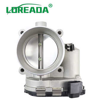 LOREADA 0280750131 028075013 0 280 750 13 Throttle Body For Bosch VOLVO C70 S60 S80 V70 XC70 XC90 30711554 8677658 8677867 - DISCOUNT ITEM  10% OFF All Category