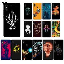 Yinuoda DRAGON BALL Z Super Saiyan Goku funda para teléfono XiaomiMi6 Mix2 Mix2S Note3 8 8SE Redmi 5Plus Note4 4X Note5(China)