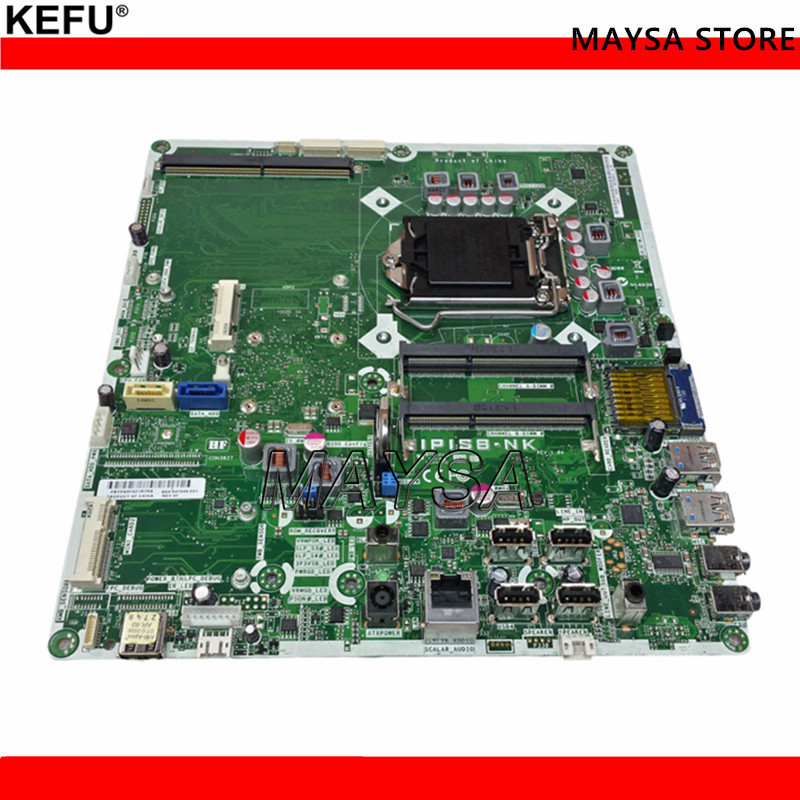 647046-001 For HP TouchSmart 520 220 AIO Motherboard IPISB-NK REV:1.04 LGA1155 Mainboard 100%tested Fully Work