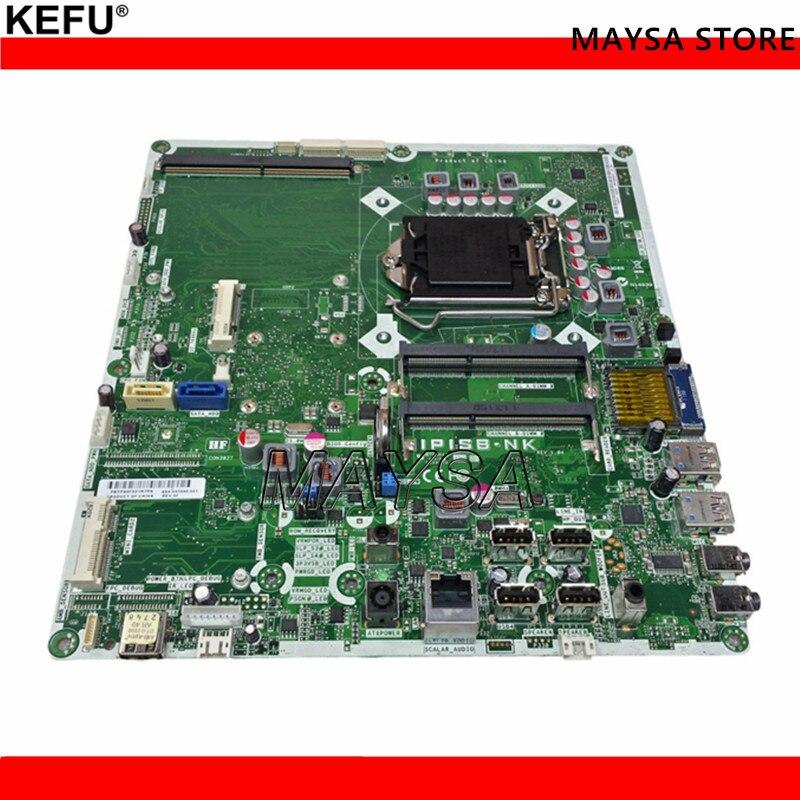 647046-001 Per HP TouchSmart 520 220 AIO Scheda Madre IPISB-NK REV: 1.04 LGA1155 Mainboard 100% testato di lavoro
