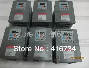 Hot Sale  Free Shippiing  Fu Ling Used Frequency Converter DZB100J0007L2B 220V 0.75KW 750W