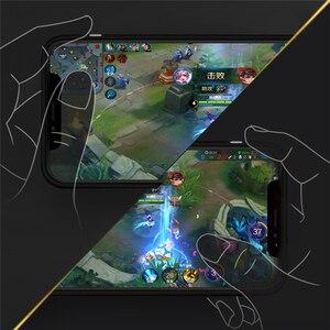 Image 3 - Bluetooth 4.0 PUBG משחק נייד טלפון מעטפת עבור iPhone 6/7/8 בתוספת X/XS XR XS מקסימום נבנה ב 180mA סוללה מגן כיסוי מקרה