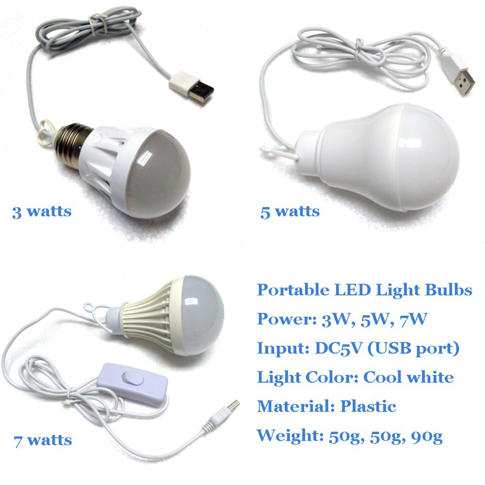 Aliexpress buy portable led light bulb usb light dc5v low aliexpress buy portable led light bulb usb light dc5v low voltage lamp eye protection reading book light table lamp for camping 357w 4pcslot from geotapseo Image collections