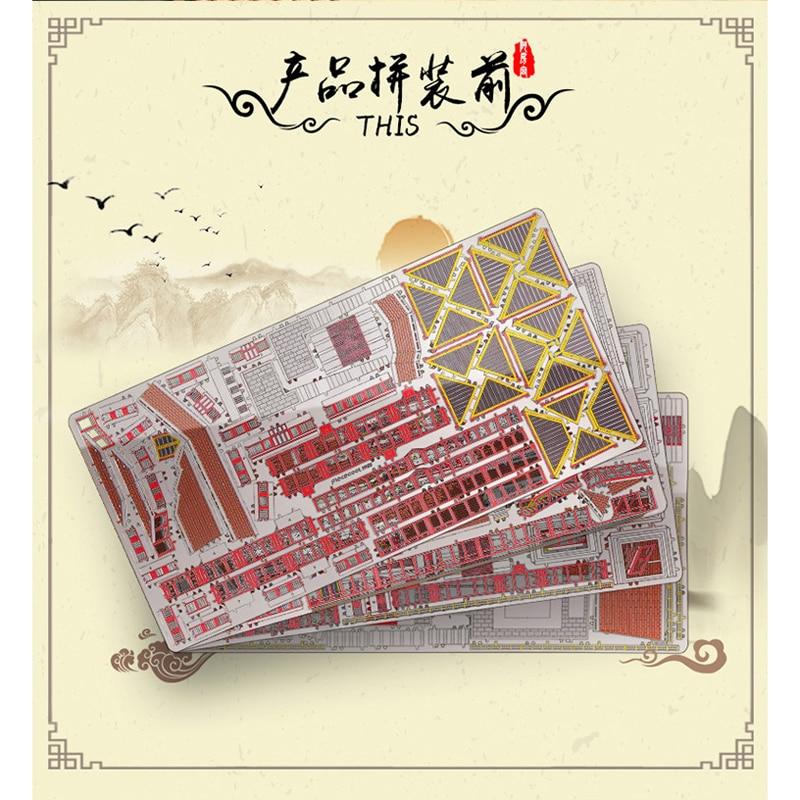 puzzle epang palacio modelo kits diy 3d 02