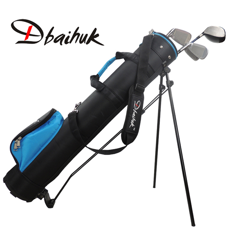 Dbaihuk Golf Stand Bag golf stents gun bag golf bag nylon bag 7-10 pieces clubs holding mizuno aerolite x golf stand bag white royal page 1