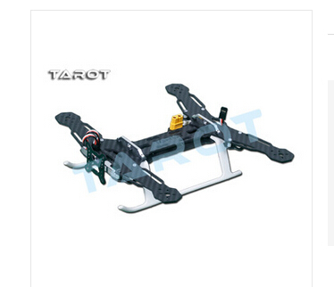 F15867 Tarot mini 250 Carbon Fiber Multicopter Quadcopter Frame TL250A