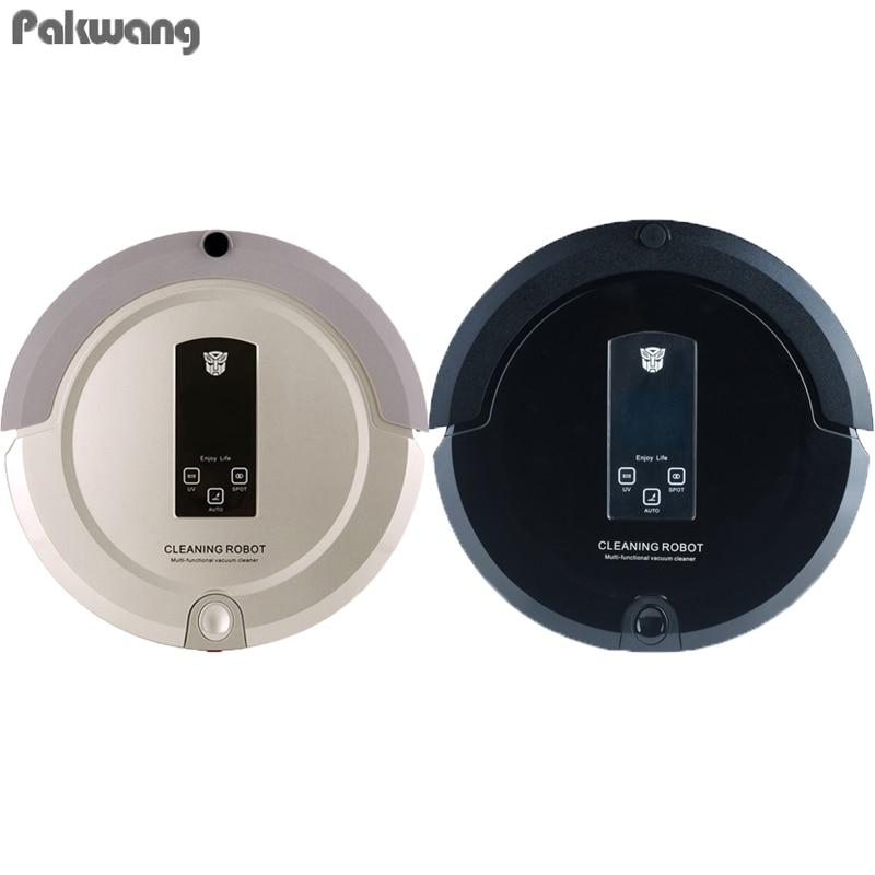 PAKWANG Good Robot Vacum Cleaner A325 Self-Recharging Robot Vacuum Cleaner For Pet Hair Wireless Vacuum Cleaner