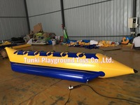 Inflatable Banana Boat sport boat rubber boat