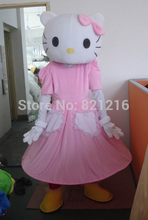 hello kitty mascot costume for adult hello kitty mascot costume size S M L XL XXL