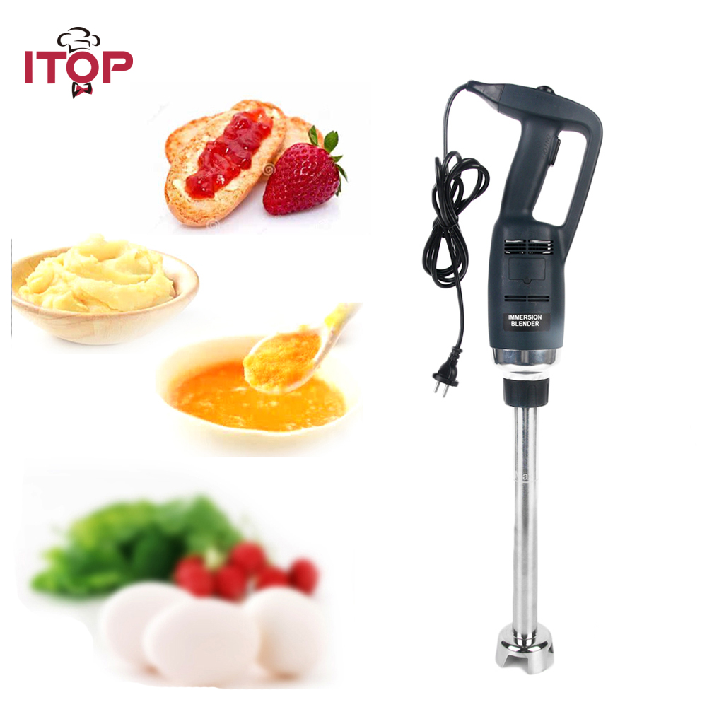 ITOP 500W Immersion Blender Professional Food Mixer Commercial Juicer 220V EU Plug
