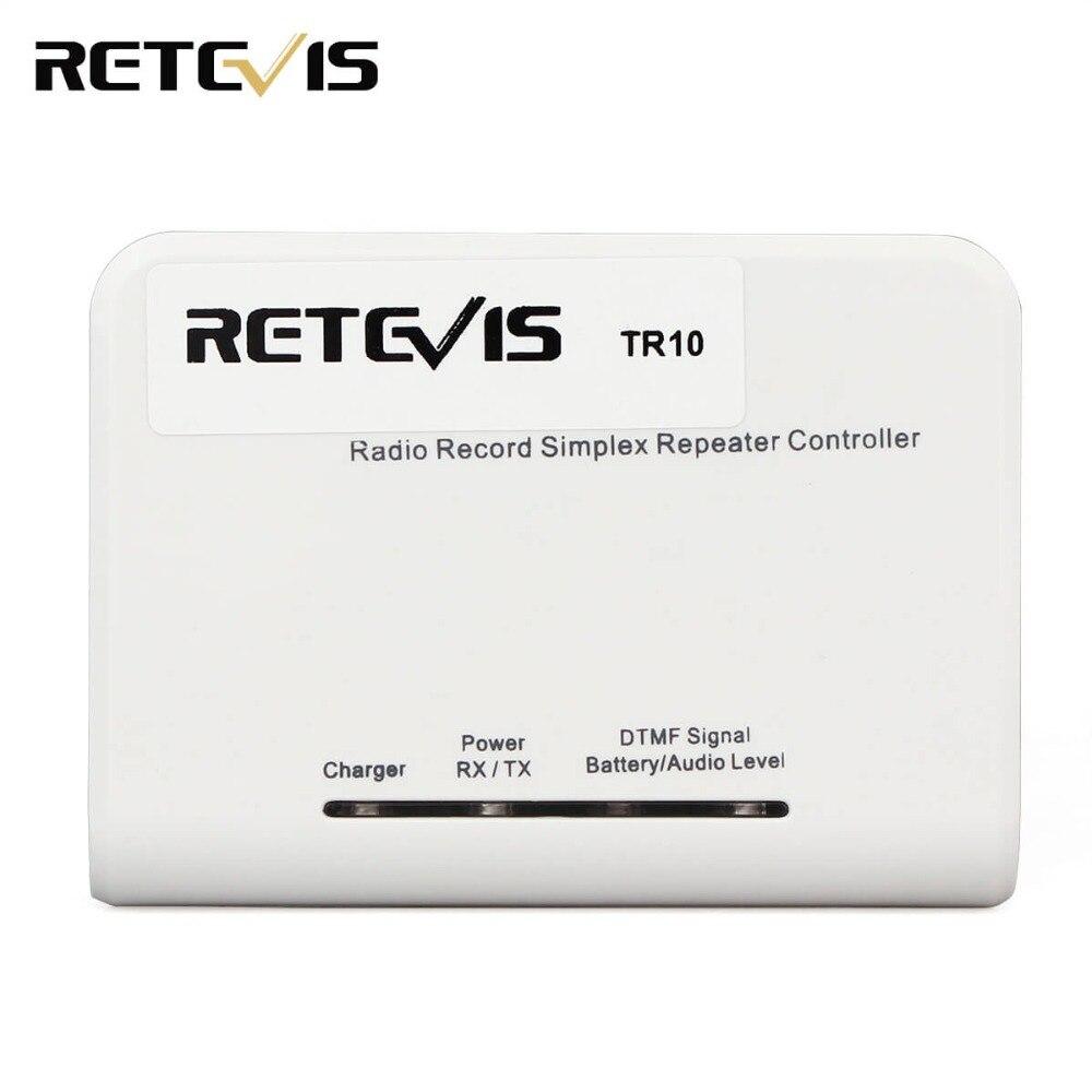 Rechape TR10 Simplex répéteur contrôleur pour jambon Radio HF émetteur-récepteur talkie-walkie C9063A